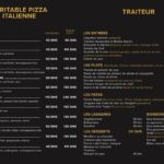 menu olivier bearzatto