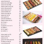 Cedric Graulet Rabat Menu Restaurant 3