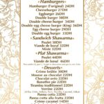 LAvant Goût Rabat Menu Restaurant 3