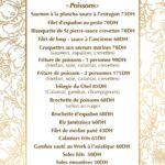 LAvant Goût Rabat Menu Restaurant 6