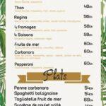 La Sala Anne Marie Rabat Menu Restaurant 1