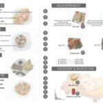 Le Sushi Casablanca Menu 1