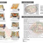 Le Sushi Casablanca Menu 7