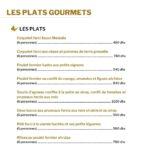 Miam Rabat Menu Restaurant 11