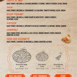 PIZZA des Gourmets Rabat Menu Restaurant 1