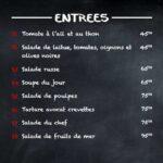 Tapeo Rabat Menu Restaurant 1