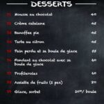 Tapeo Rabat Menu Restaurant 5
