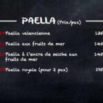 Tapeo Rabat Menu Restaurant 6