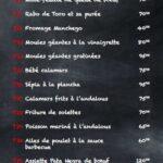 Tapeo Rabat Menu Restaurant 7