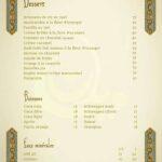 Zayyane Rabat Menu Restaurant 10
