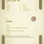 Zayyane Rabat Menu Restaurant 11
