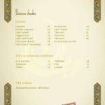 Zayyane Rabat Menu Restaurant 4