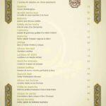 Zayyane Rabat Menu Restaurant 8