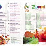 Zumba Menu1