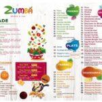 Zumba Menu2