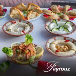 fayrouz restaurant tanger