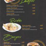 la fourchette kenitra menu 4