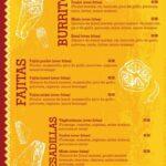 los burros menu 1