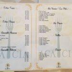 menu acacia tanger