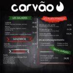 menu Carvão marrakech-min