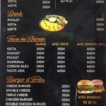 menu aida tanger