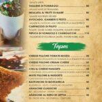 menu basilico rabat restaurant 9