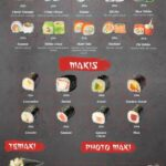 menu casa sushi tanger