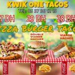 menu kwik one tacos 5 1