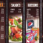 menu tacos de lyon -casablanca