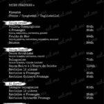 the cook corner marrakech menu 2020 8